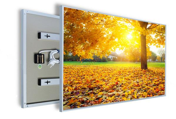 EnjoyWarm Képes Infrapanel IC720 60x120cm 720w