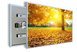 EnjoyWarm Képes Infrapanel IC450 50x90cm 450w