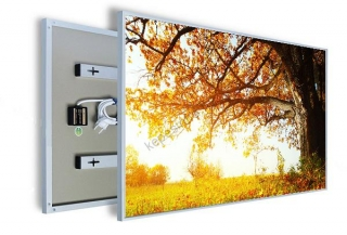 EnjoyWarm Képes Infrapanel IC600 60x100cm 600w